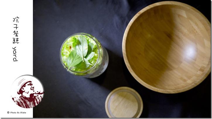 師父沙拉 Seafood Salad-院子Yard Restaurant and Bar-