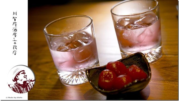 玫瑰梅酒-川賀燒烤居酒屋市民店