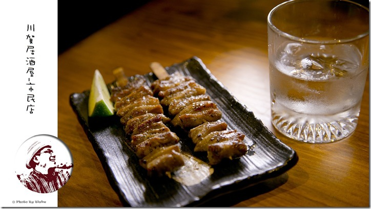羊肉串-川賀燒烤居酒屋市民店