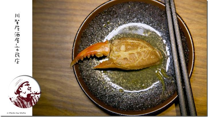 奶油螃蟹-川賀燒烤居酒屋市民店