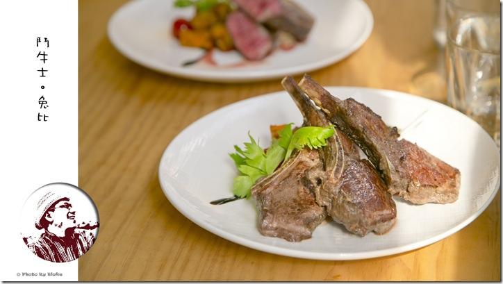 鬥牛士Brunch-香料嫩烤法式羊排