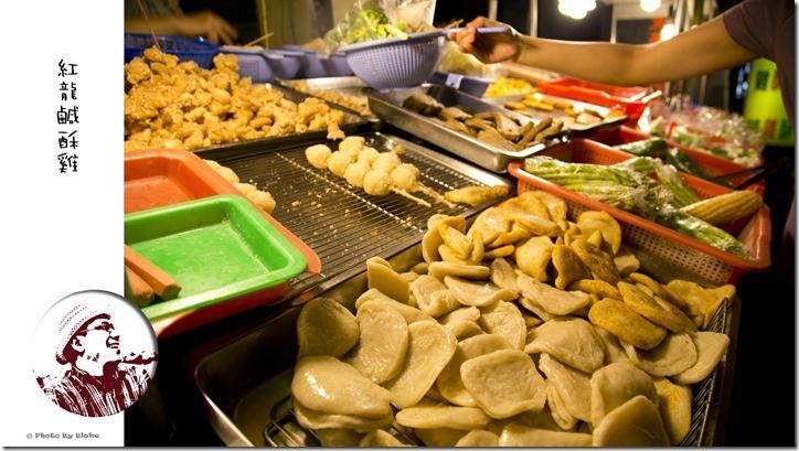 台中最便宜雞排-紅龍無骨鹽酥雞
