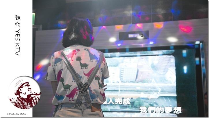 台中唱歌便宜-凱悅YES KTV-65吋大電視