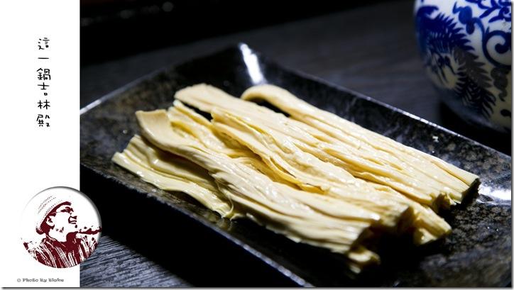 黃金腐竹-這一鍋皇室祕藏鍋物(吉林殿)