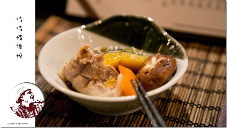 野菜豬肉蒸籠炊-JiJi時時爐端燒