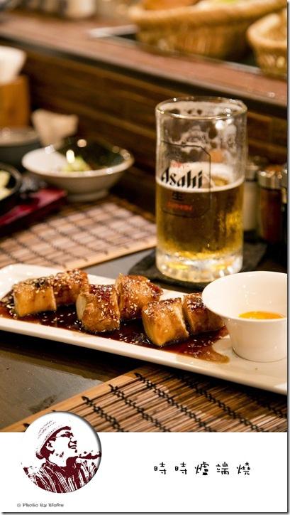 照燒豬肉豆腐卷-JiJi時時爐端燒