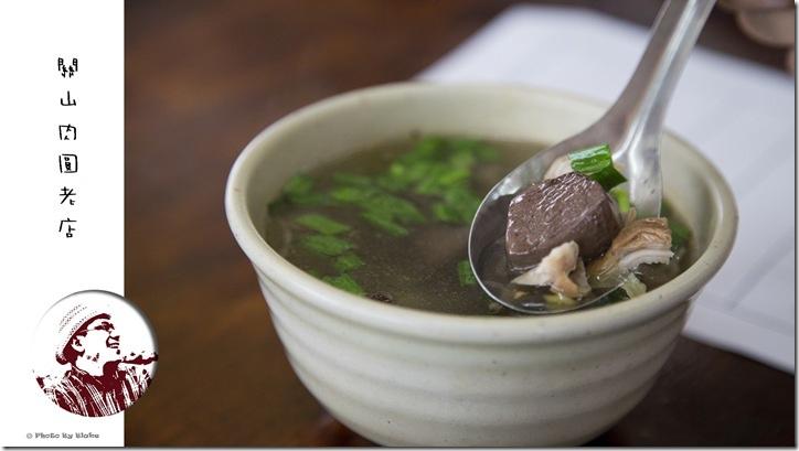 豬血湯-關山肉圓老店