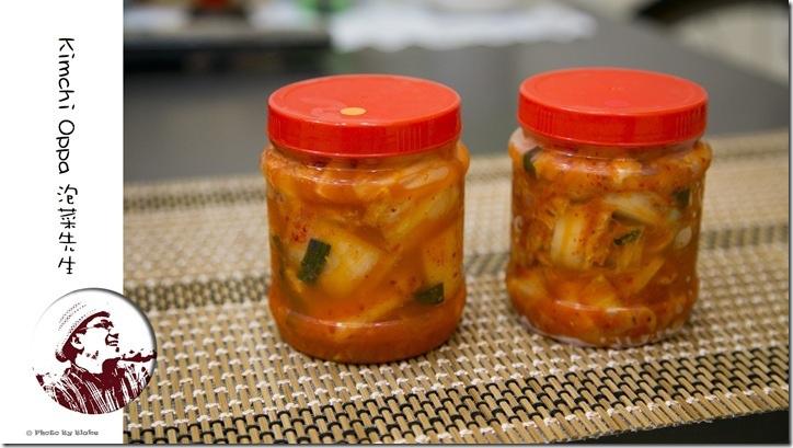 Kimchi oppa 泡菜先生