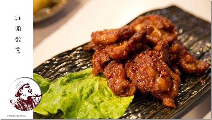 紅麴排骨-宜蘭美食-壯圍穀倉