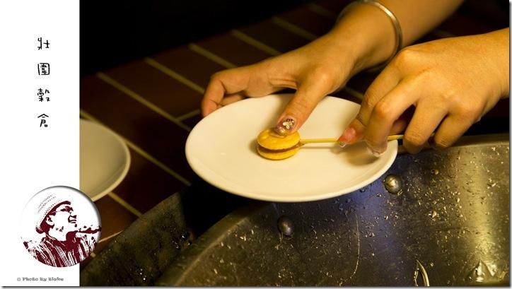 自製麥芽糖餅-宜蘭美食-壯圍穀倉