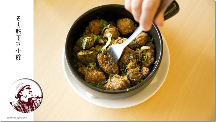 蒜味下酒菜-巴克斯美式小館