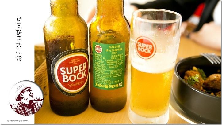 博客原味啤酒&博客檸檬啤酒-巴克斯美式小館