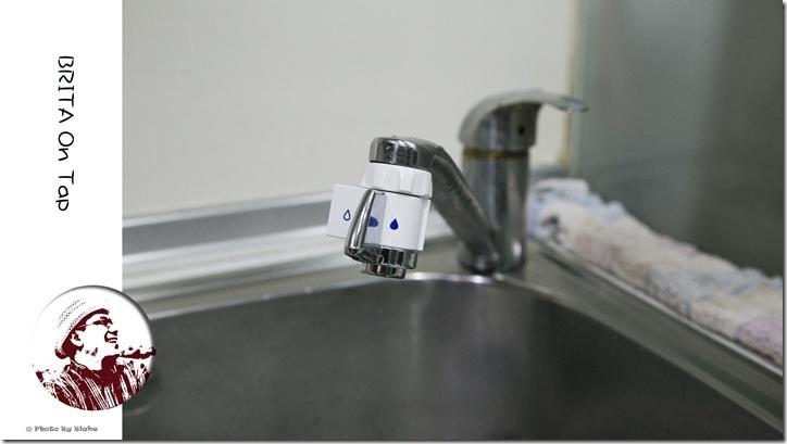 德國BRITA On Tap 龍頭式濾水器-開箱