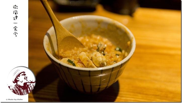 義式海鮮燉飯-微風建一食堂