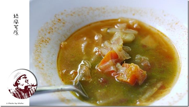 綠風草原-義式蕃茄蔬菜湯