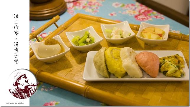 台東池上關山慢食行自助旅遊-阿婆婆米食館