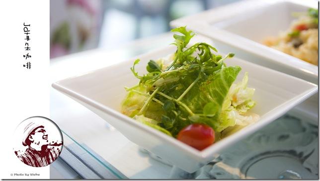 奶油野菇燉飯-Jd真朵咖啡店
