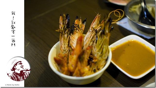 嚴選大蝦、天使紅蝦-我!就厲害(西門店)|炭火單點吃到飽