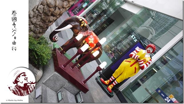 泰國曼谷自由行-GLOW PRATUNAM-水門光輝