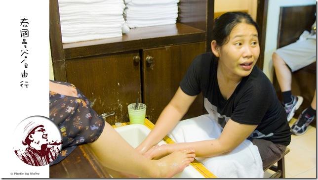 Lek foot massage-泰國曼谷自由行-暹羅商圈