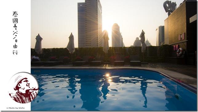 2013泰國曼谷自由行-Glow pratunam Hotel