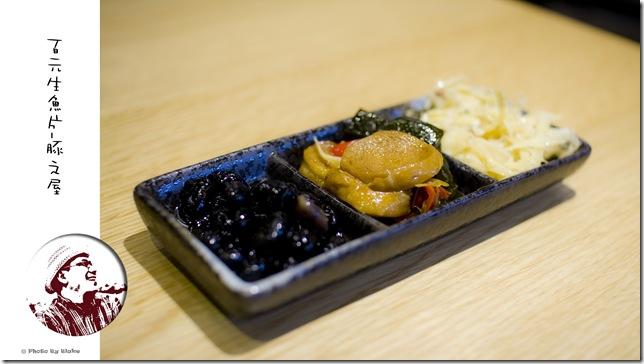 豚之屋-生魚片定食