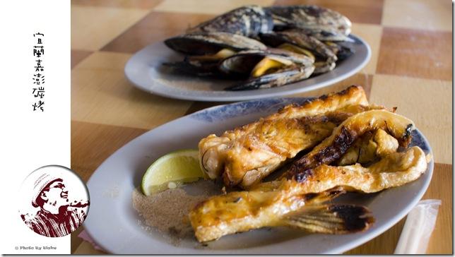 嘉澎碳烤澎湖牡蠣-鮭魚肚