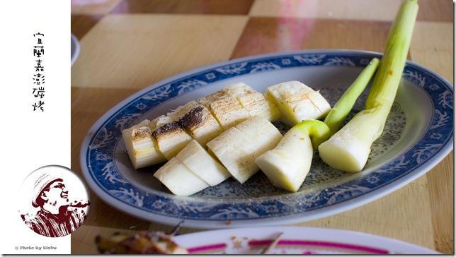 嘉澎碳烤澎湖牡蠣-茭白筍