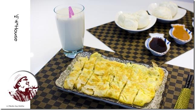 昕香House-早餐